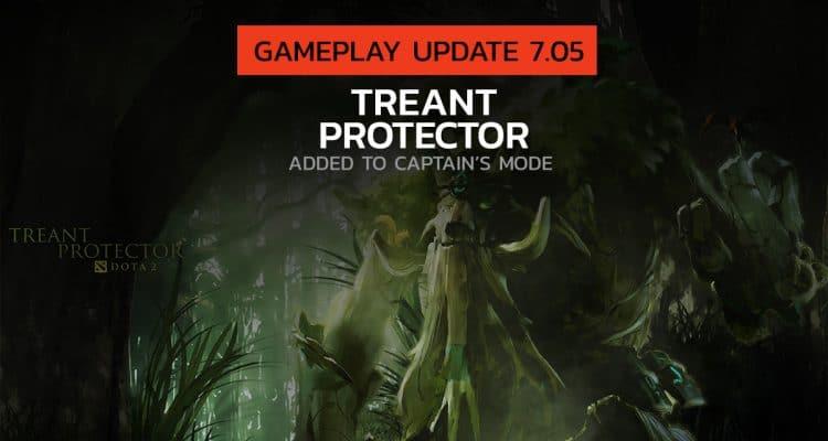 Dota 2 Update 7.05
